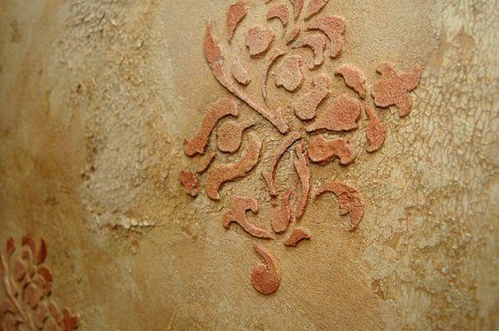 Decorative Plaster Venetian And Mixed Media On Pinterest