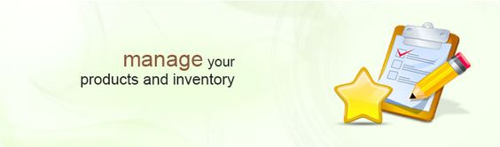Manage your Product and Inventory