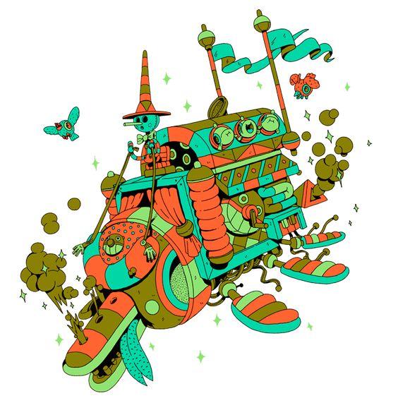 https://www.behance.net/gallery/26486417/Character-Design-Vol-3