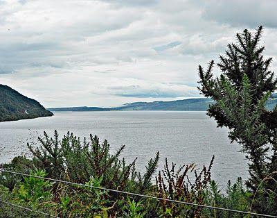 Nostalgie-Schmiede: September 2011 Schottland-Urlaub Loch Ness