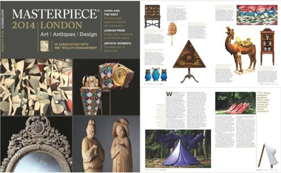 Photo credits Masterpiece London LTD Masterpiece London 2014 Masterpiece London is situated at the peak of the capital's summer season, brings together patrons, collectors, curators and exhibitors …: