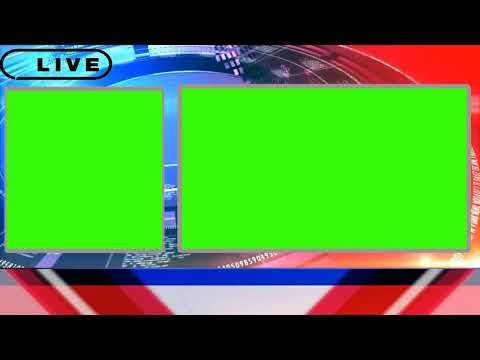 News Studio Background Animation Hd Green Screen 2019 Studio Background Greenscreen Green Screen Backgrounds