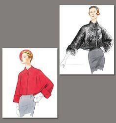Vogue Patterns V2934 All Sizes Misses' Jacket Vogue Patterns https://www.amazon.co.uk/dp/B000MTSUKG/ref=cm_sw_r_pi_dp_8k4fxb9W8NK38