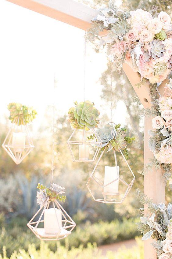 Boho Pins: Top 10 Pins of the Week – Succulents at Weddings