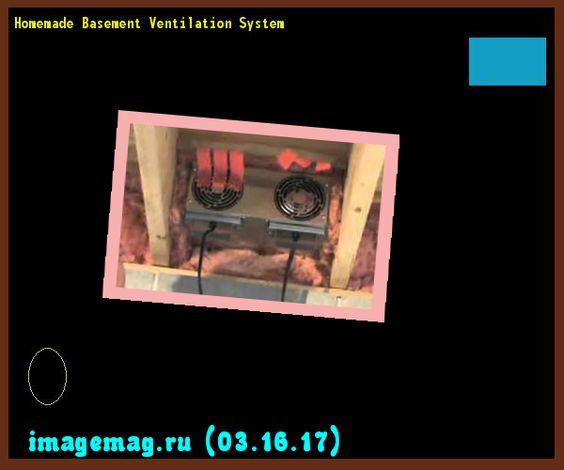 Unique Ventilation for Basement