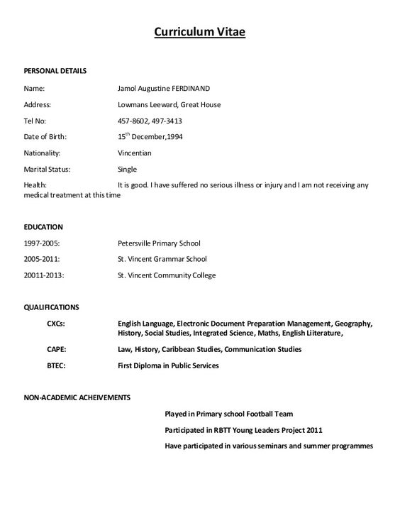 Resume Template For Wordpad. Professional References Page Template