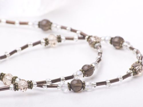 Subtle Sparkle glasses chain - http://www.victoriafielddesigns.co.uk/index.php/jewellery-shop/glasses-chains