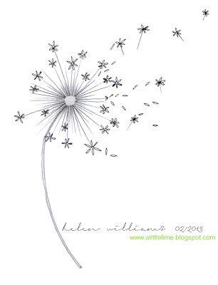 dandelion Pusteblume