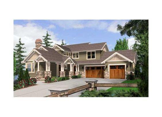 House plans with shingle siding