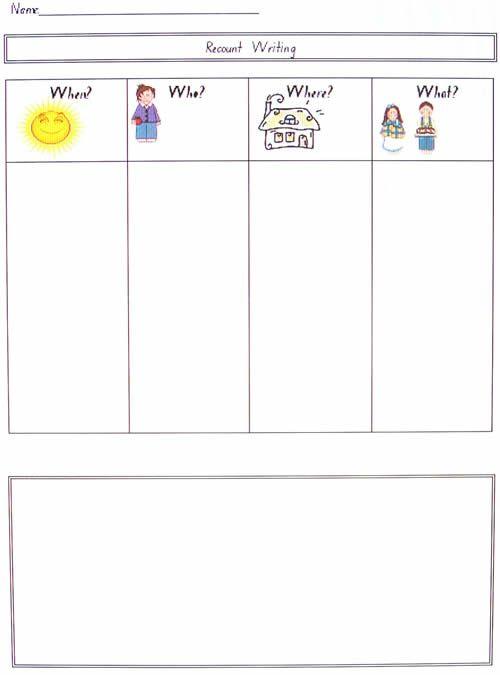 Reading Comprehension Worksheets & Printables