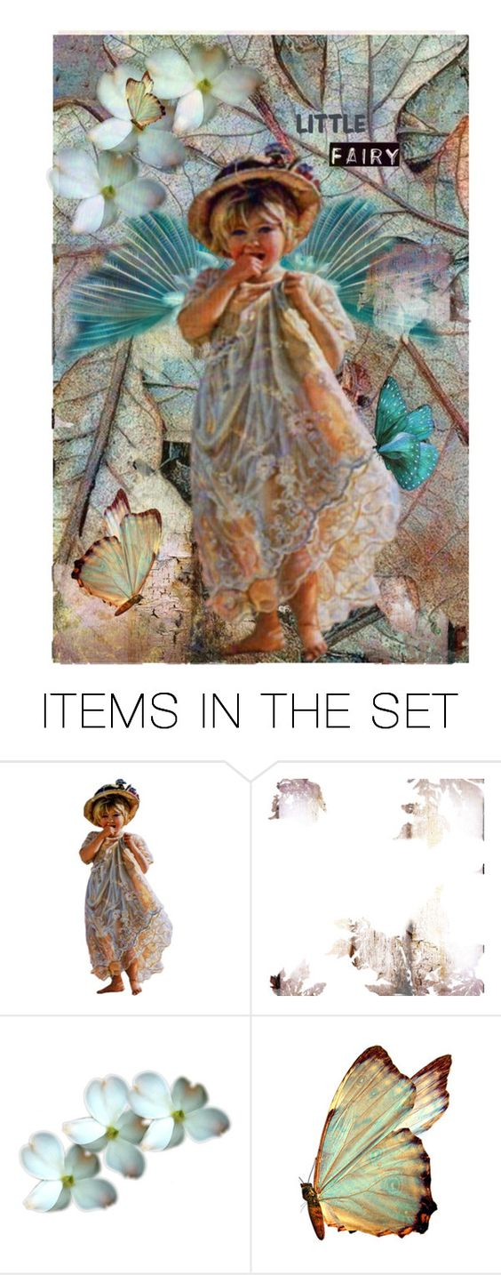 """""""*little fairy*"""" by karineg ❤ liked on Polyvore featuring art"""