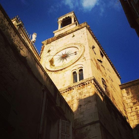 #justarrived in Split. #croatia #europe #travel #holidays