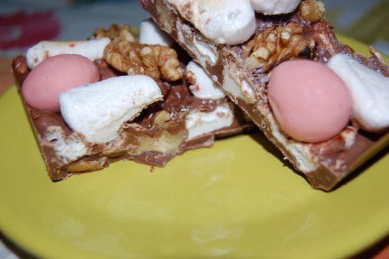 Chocolatinas Rocky Rock www.crissoweet.com