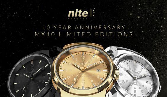 MX10 Ltd Editions