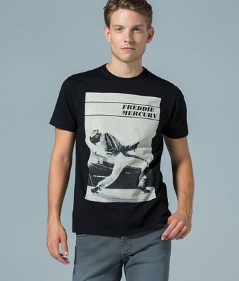 CAMISETA FREDDY MERCURY » NEW ARRIVAL » Man » Springfield Man & Woman