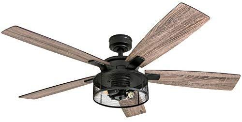 Honeywell Ceiling Fans 50614 01 Carnegie Ceiling Fan 52 Matte