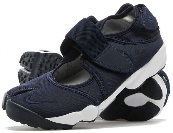Nike Formateurs Air Rift Jd Noir Sport