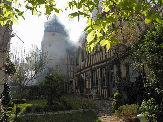 La maison à la tour Auxerre