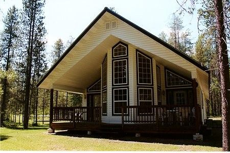 Glacier national park cabins max 12 245 1 6 people for Glacier national park cabin rentals
