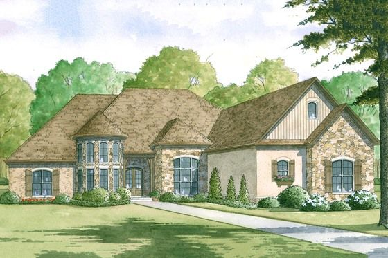 AWESOME!!! House Plan 923-2
