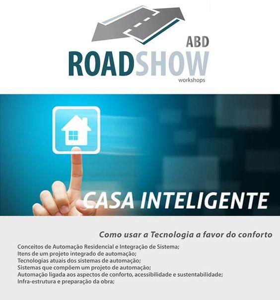 Roadshow Casa Inteligente em Brasilia