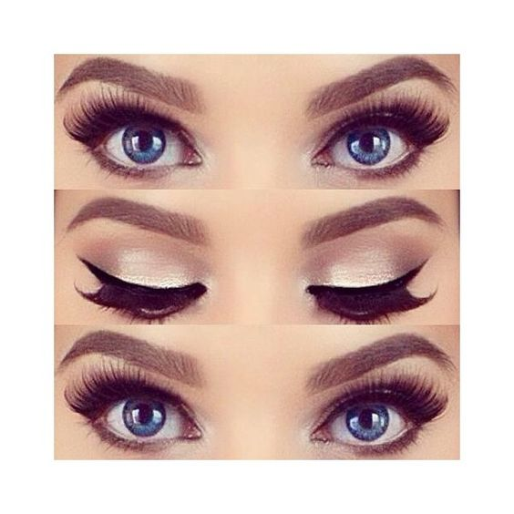 Makeup eyes, Beauty and Beauty products on Pinterest