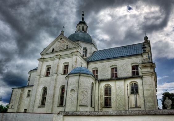 #Budgettravel Nesvizh Castle and Church
