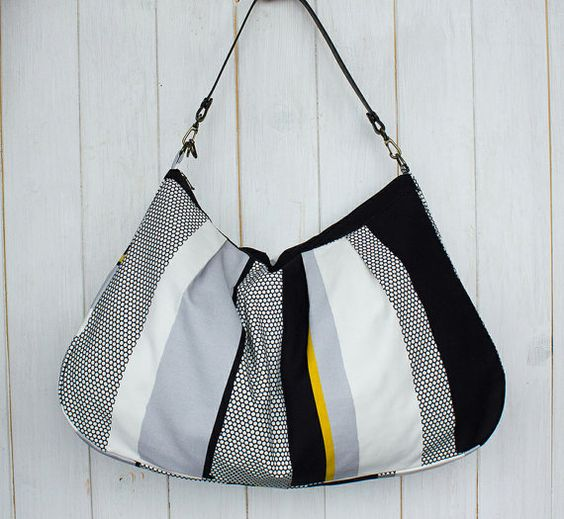 753 Clara Zipper Bag PDF Pattern by sewingwithme3 on Etsy