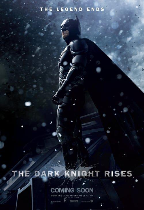 The Dark Knight Rises Streaming Vf : knight, rises, streaming, Trilogie, Night, Blu-Ray