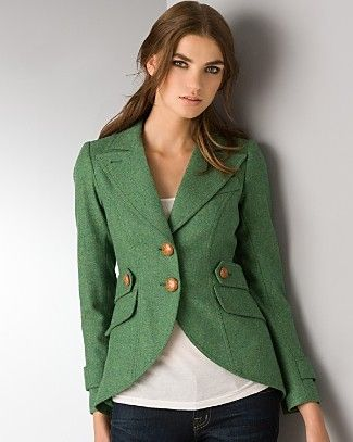 Collection Kelly Green Blazer Pictures - Reikian