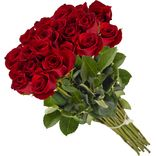 How gorgeous are these fresh, petal-perfect red roses? You can find them on #ebay and a cool new same-day-delivery service in #San Francisco can speed them to you. Two Dozen (24) luxurious Roses at $179.00  Exclusively from #RossiandRovetti.
