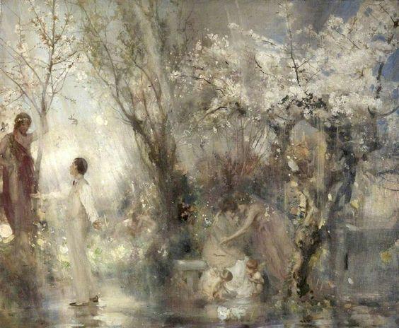 April - Charles Sims