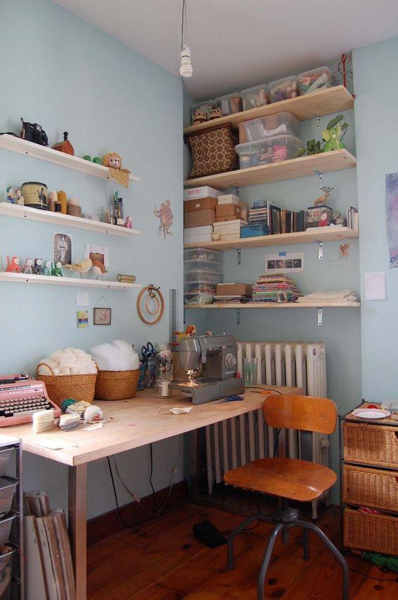 studio organization #studio: Sewing Room, Studio Room, Sewing Craftrooms, Crafting Organization, Studio Organization, Craft Rooms