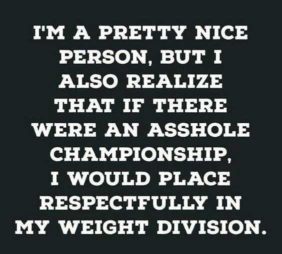 This is probably true.  Respectfully....