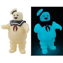 Glow | Diamond Select Toys Ghostbusters Glow-in-the-dark Stay-Puff Bank ...