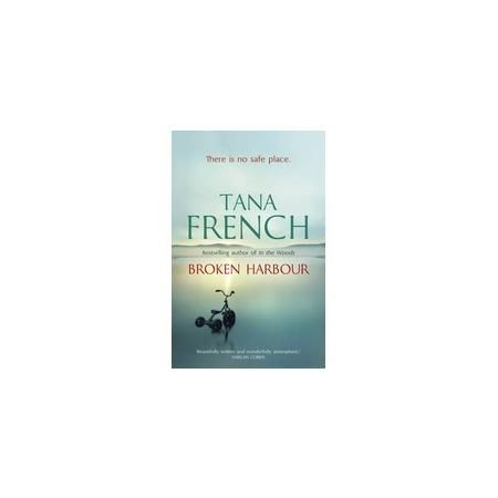 Broken Harbour by Tana French.. reading right now