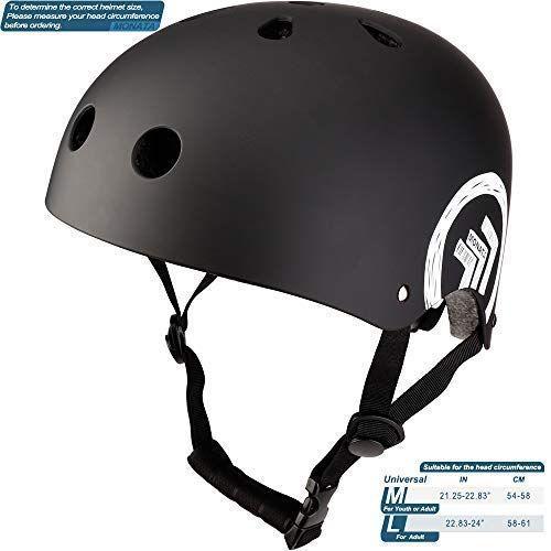 Monata Skateboard Helmet With Cpsc Certified For Skate Helmet