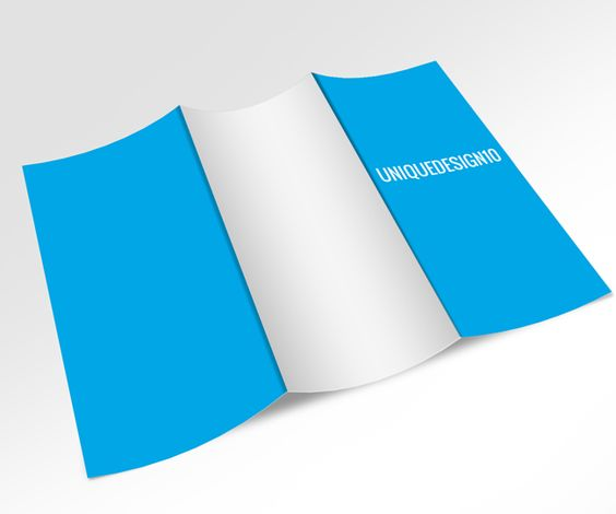 Tri Fold Brochure Mock up Psd    wwwuniquedesign10 free - blank tri fold brochure template