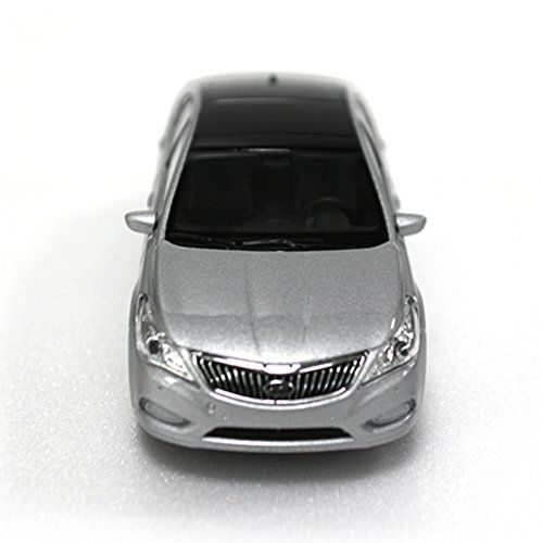 Hyundai Grandeur 1:38 Scale Die Casting Car-Silver Review