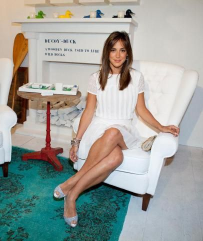 Tamara Falco inaugurates Tommy Hilfiger Pop Up Store in Madrid - Arts, culture and entertainment - News, last minute, videos and photos of art, culture and entertainment in lainformacion.com