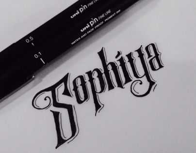 "Check out new work on my @Behance portfolio: ""Hand lettered names"" http://on.be.net/1IF8Sms"