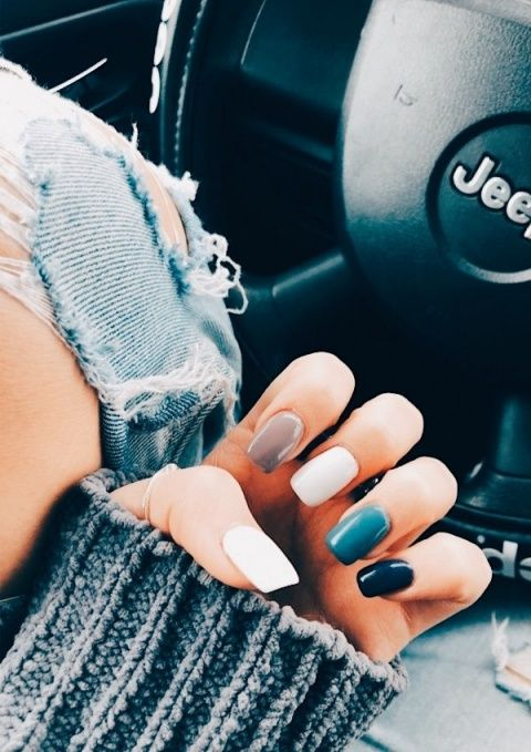 Vsco Pureluxuriess Images Dream Nails Short Acrylic Nails Pretty Acrylic Nails