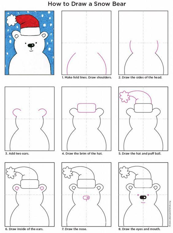 Polar Bear Diagram