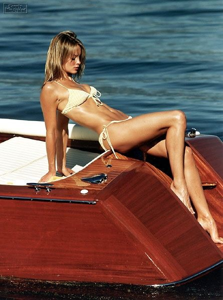Zimmermann bikini, Sports Illustrated 2001