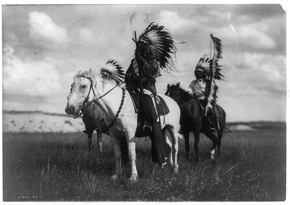 edward sheriff curtis fotos: