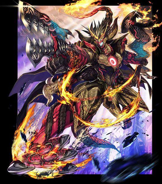 Raum Forma Zeului Puteri Super Mega Ultra Nelimitate Forma 3 Fantasy Beasts Fantasy Monster Fantasy Creatures