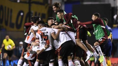 Copa Libertadores River Plate Lose To Boca Juniors But Reach Final Https Ift Tt 2pl80lq Boca Juniors Finals River