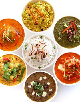 Indian food!