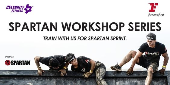 Fitness First Spartan Workshop