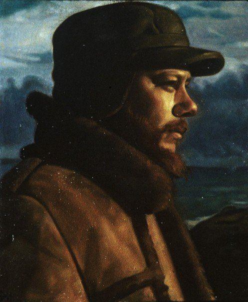 Daniel Hughes; paint